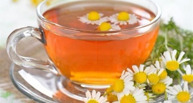 """""""شاي البابونج"""" يعالج مشاكل المعدة والبشرة والشعر"""
