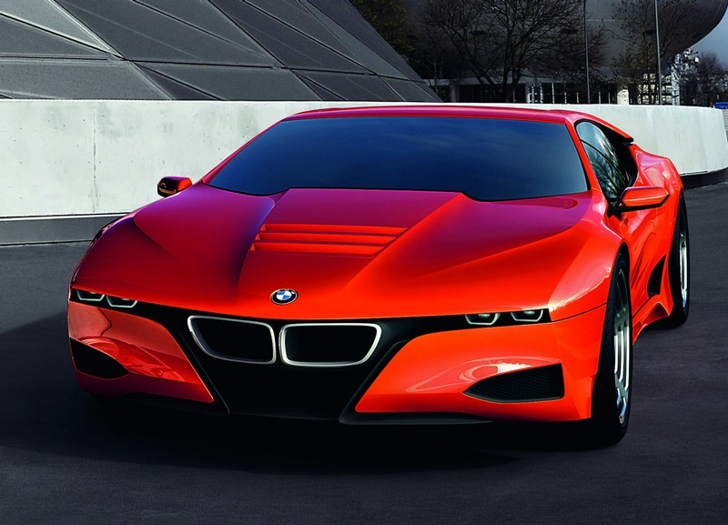 Sport Cars Concept Gallery New Bmw