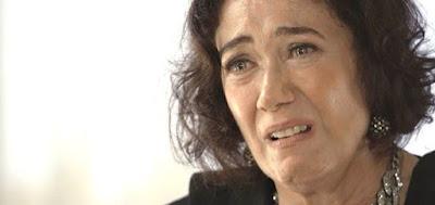 Valentina (Lilia Cabral) tentará fazer a empregada aceitar que também é uma vítima na novela