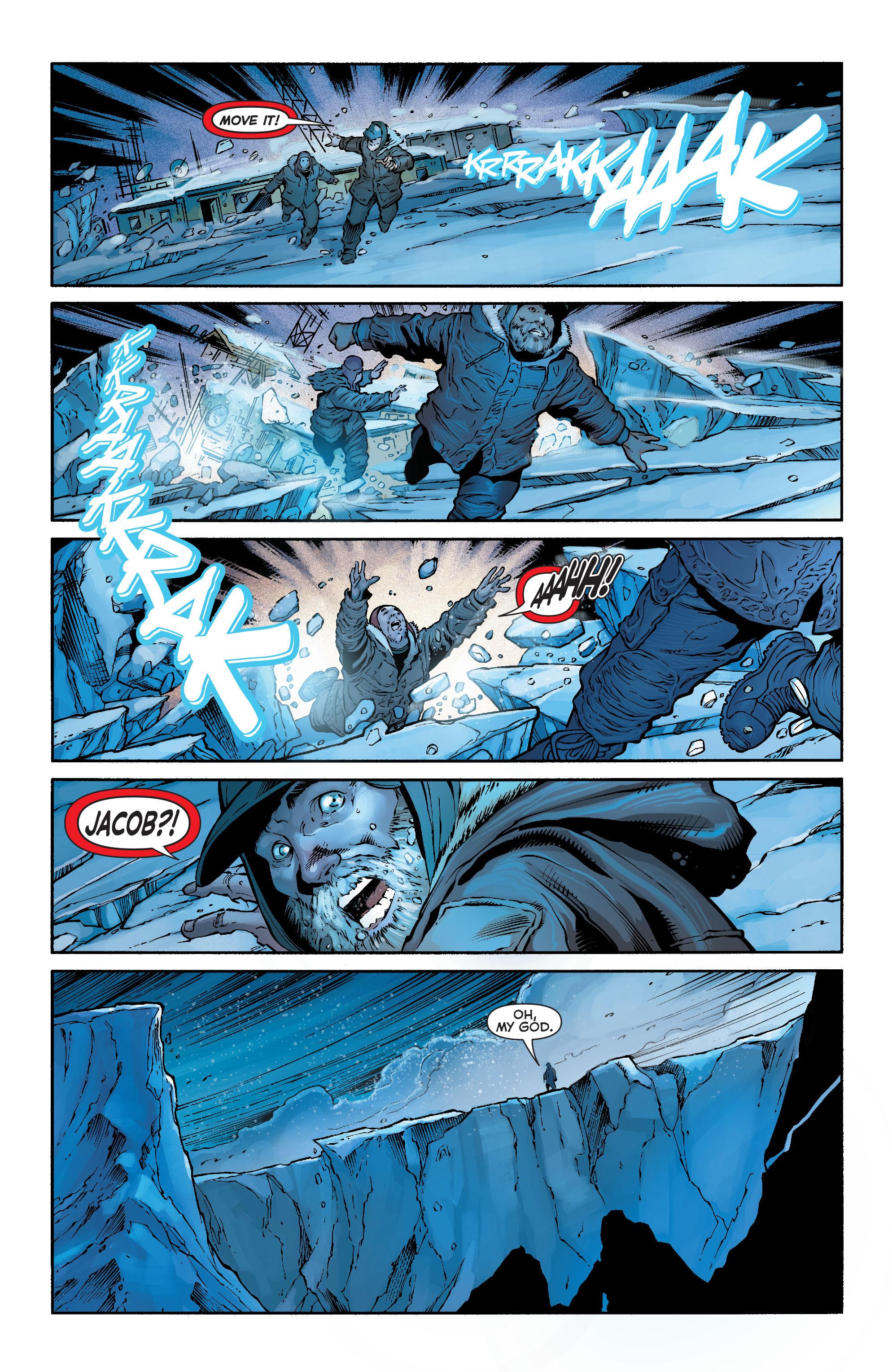 Read online Aquaman (2011) comic -  Issue #18 - 3