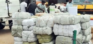 Customs Impounds 2,000 Cartons Of Imported Poultry, 27 Items Worth Over N219m