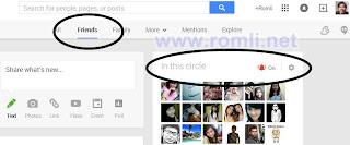 Cara cepat menonaktifkan notifikasi google plus