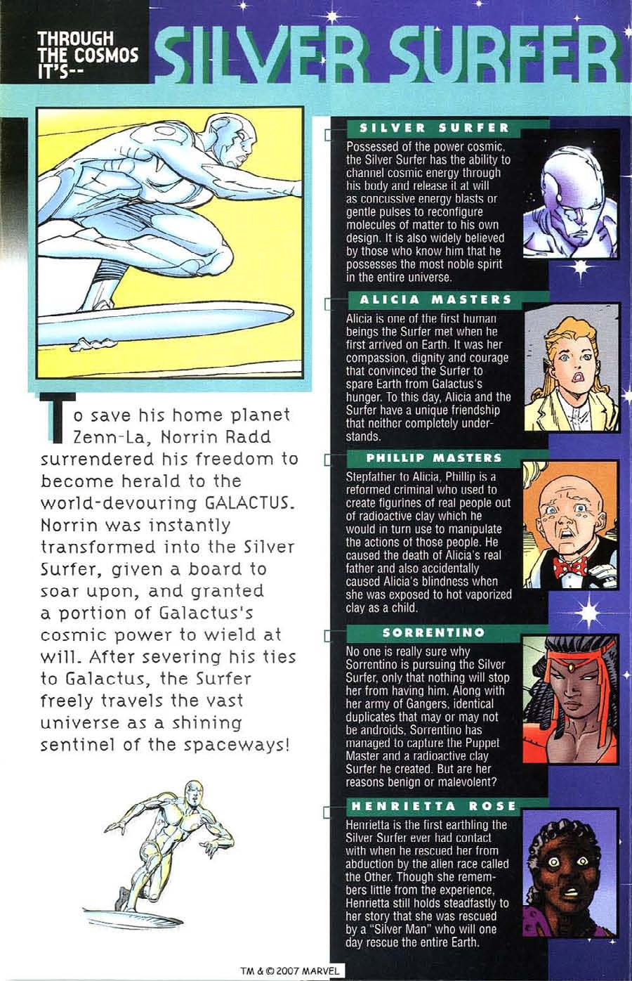 Read online Silver Surfer (1987) comic -  Issue #133 - 2