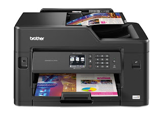 With a rigid shape in addition to depression printing costs Brother MFC-J3530DW Drivers Download