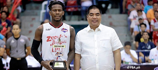 CJ Perez leads Fil-foreign applicants for PBA Rookie Draft 2018