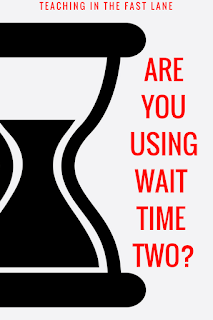 Have you heard of wait time two? Find out what you are missing out on!
