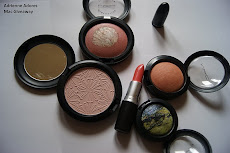 MAC Giveaway ends August 10th