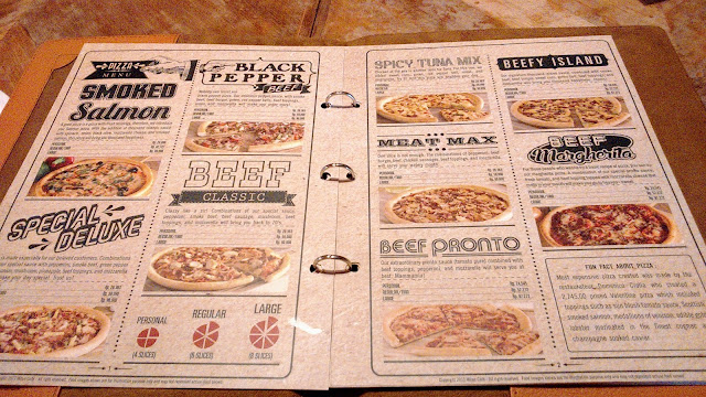 Menu Milan Pizzeria Cafe Sukabumi