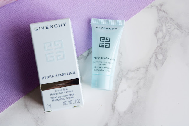 Увлажняющий крем Givenchy Hydra Sparkling