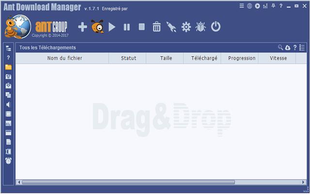 تفعيل برنامج التحميل Ant Download Manager 1.7.1  آخر إصدار