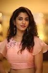 Telugu Television Actress Vishnu Priya Navel Hip Stills In Pink Lehenga Choli