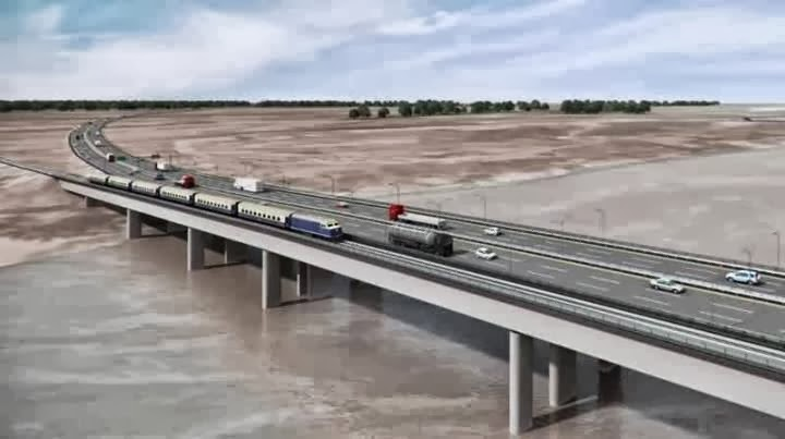 Jonathan Launches 2nd Niger Bridge