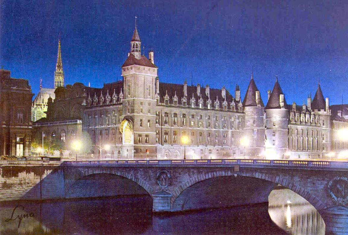 conciergerie-paris-francia
