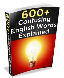 600+Confusing Words Explained