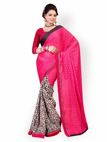 At Affordable Prices With Special Offer Through Myntra View The Latest Varieties In Wide Range Many More Option Like Lehenga Choli Bridal Wear