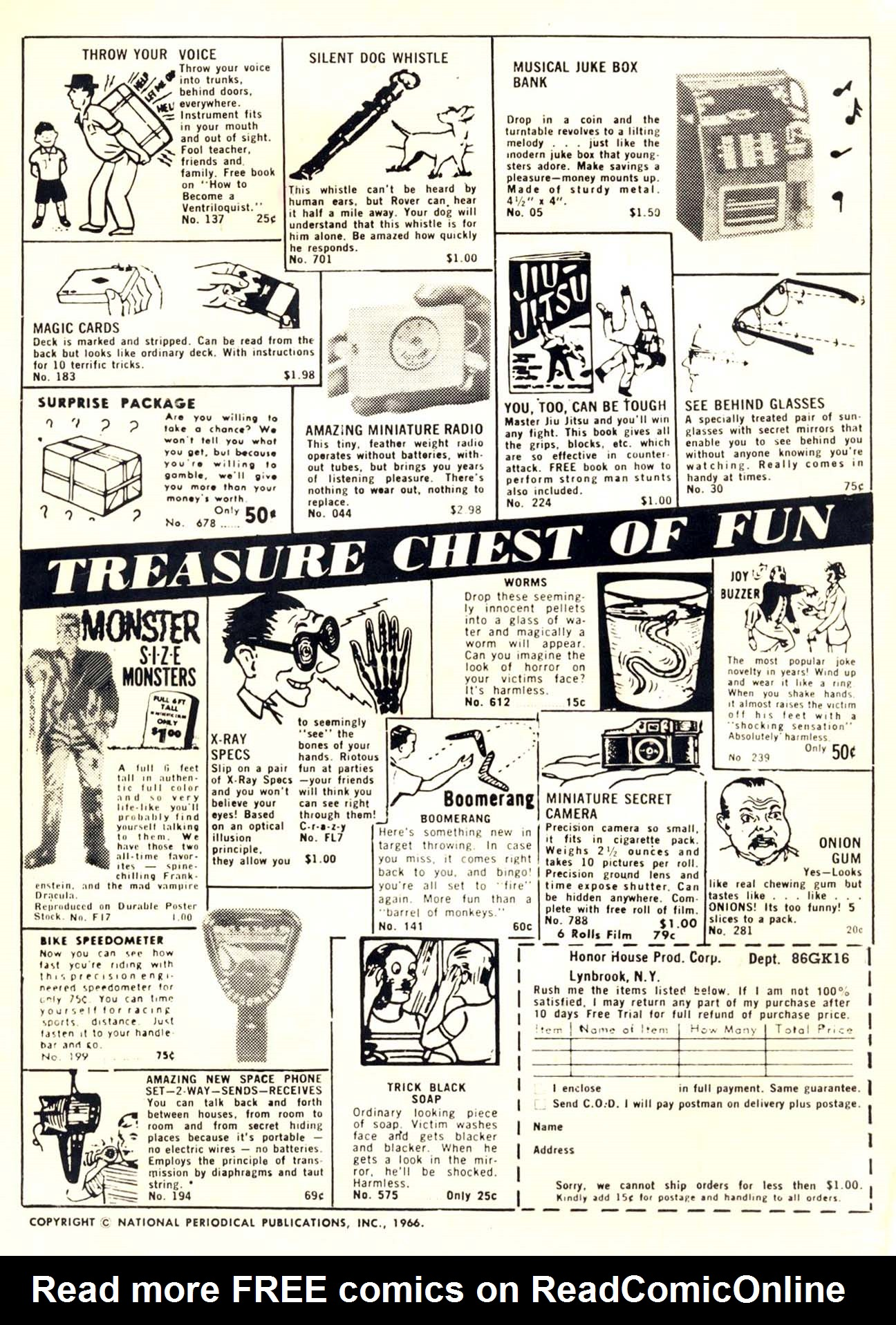 Strange Adventures (1950) issue 187 - Page 2
