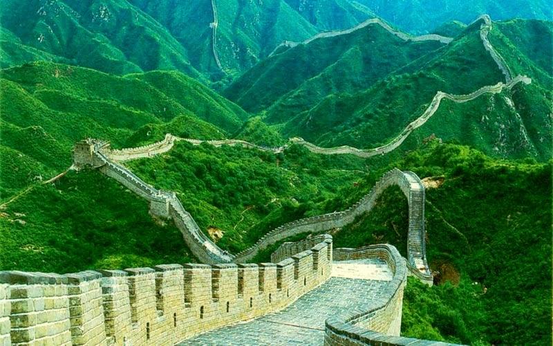 Jelajah Dunia : Tempat Wisata Mengagumkan Di China