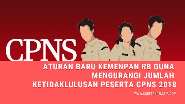 Permenpan RB Terbaru CPNS 2018