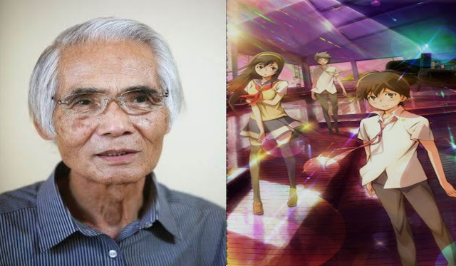Novelis 'Nerawareta Gakuen', Taku Mayumura Meninggal Dunia