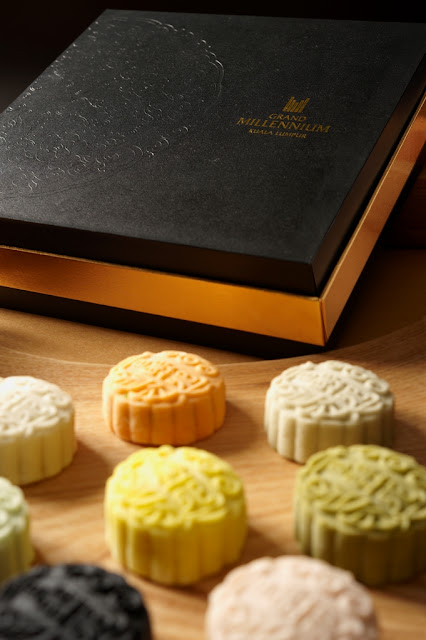 Grand Millennium KL Mini Snow Skin Mooncakes for Reunion Festival