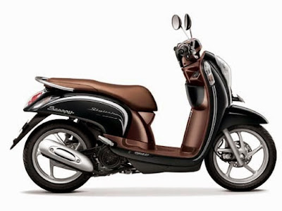 honda-scoopy-esp-stylish-fancy-black