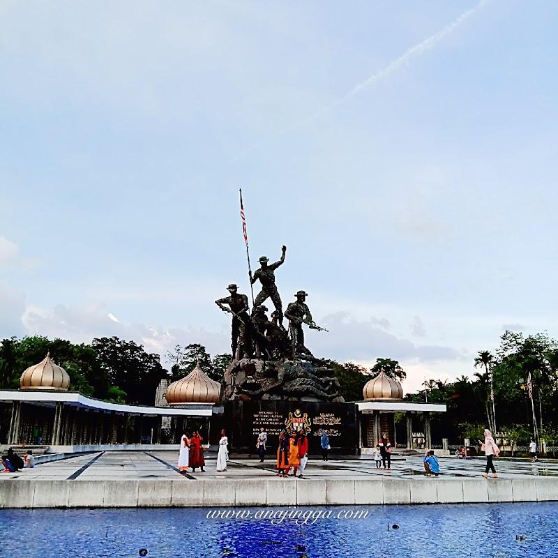 Kunjungan ke Tugu Negara Kuala Lumpur