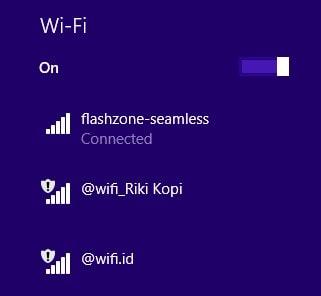 Cara Koneksikan Flashzone Seamless Di Laptop Mudah Dan Cepat Paket Internet