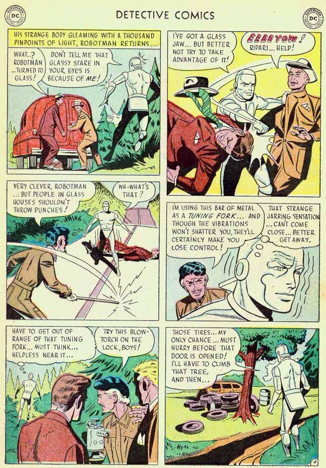 Read online Detective Comics (1937) comic -  Issue #174 - 20