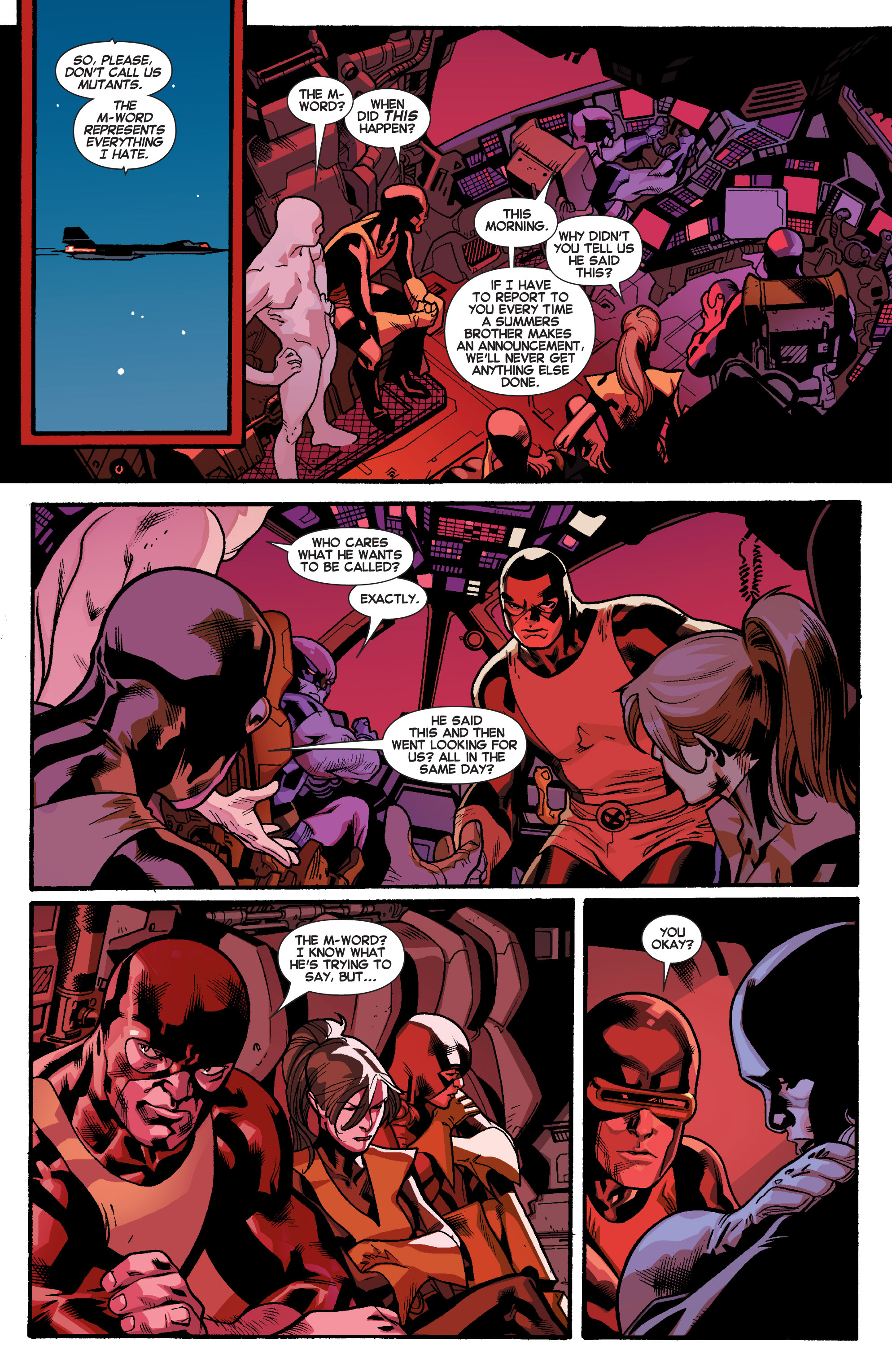 Read online All-New X-Men (2013) comic -  Issue # _Special - Out Of Their Depth - 59