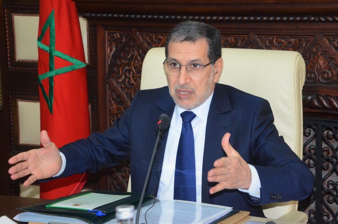 """العثماني يعلن إيقاف القانون الضريبي الجديد لامتصاص """"حراك التجار"""" !"""