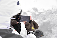 Ice Fishing with the Deeper Smart Portable Fish Finder 3.0