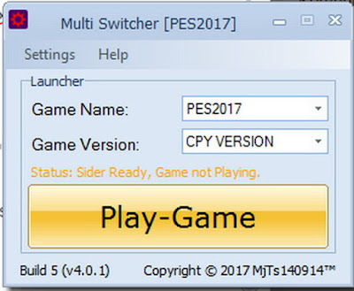 Multi Switcher Update PES 2017