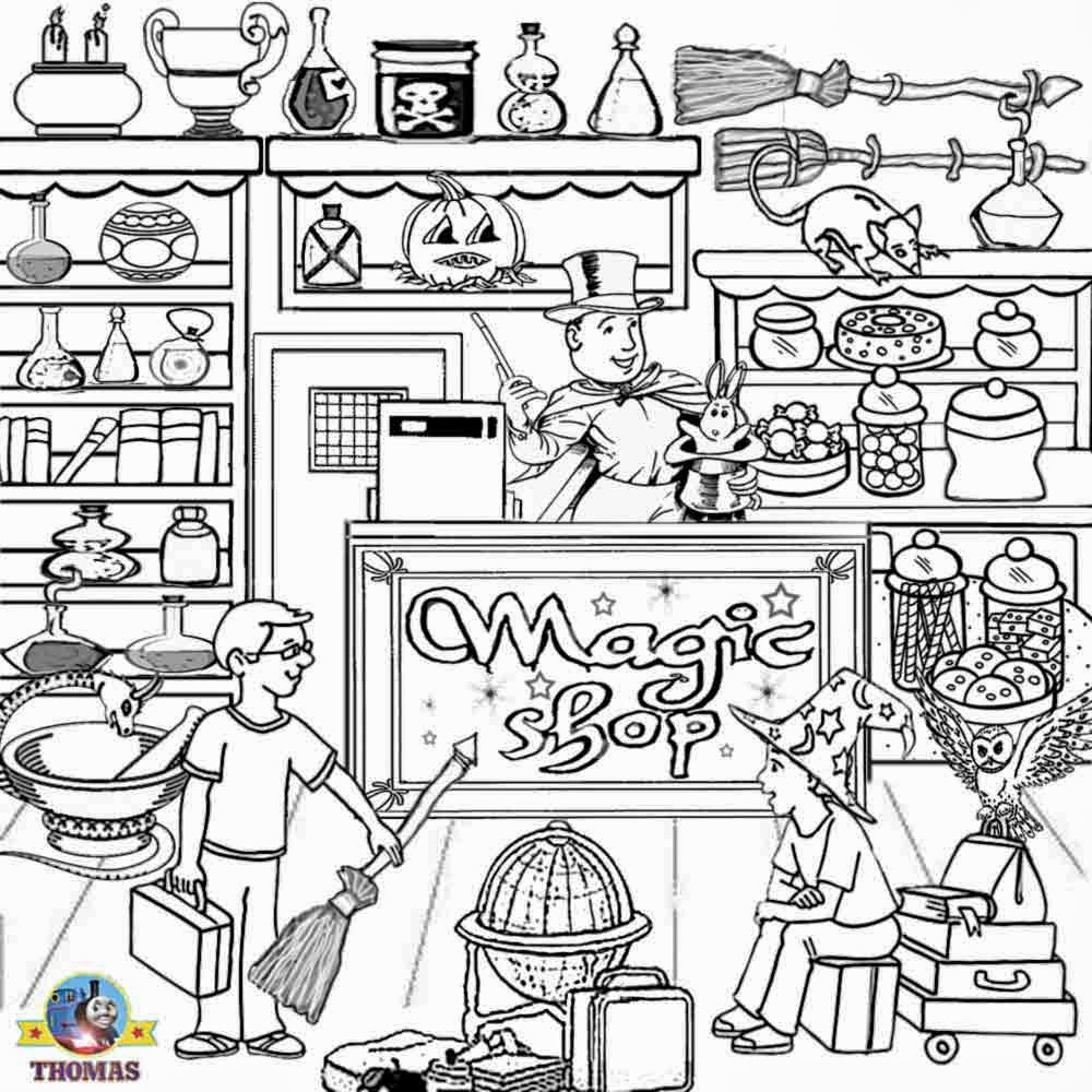 Free Halloween Coloring Pages Printable Pictures To Color ...