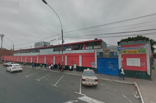 Escuela 3037 Gran Amauta - San Martín de Porres