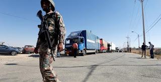 Warga Yordania Luncurkan Kampanye Bantuan Untuk Pengungsi Suriah