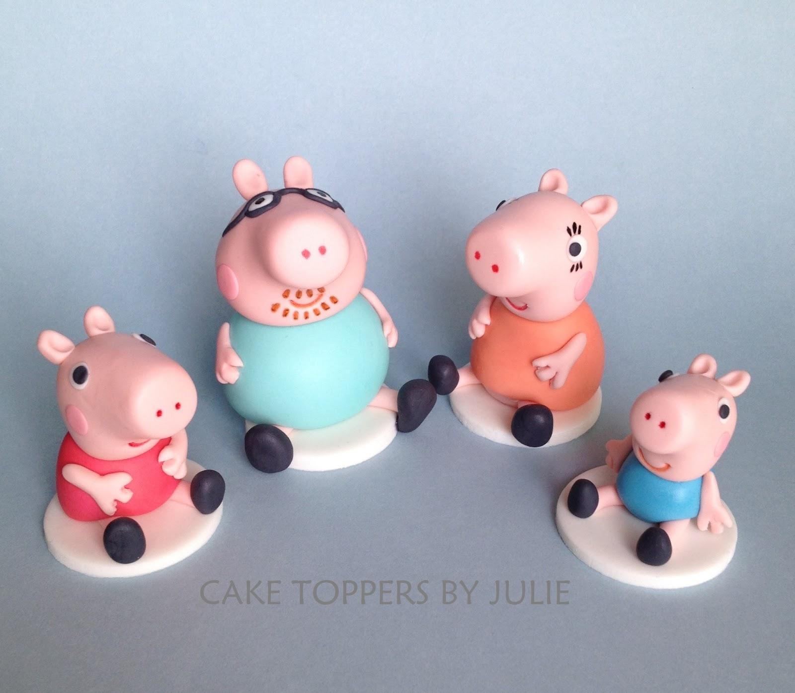 Peppa Pig Cake Cupcake Ideas