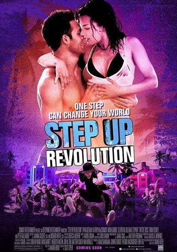 Step Up Revolution 2012 BRRip 720p Dual Audio Hindi 800MB
