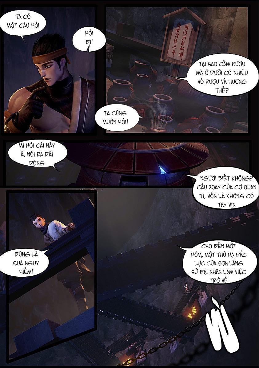 Thủ Mộ Bút Ký - Chapter 47: Cơ Quan Ty - Pic 8