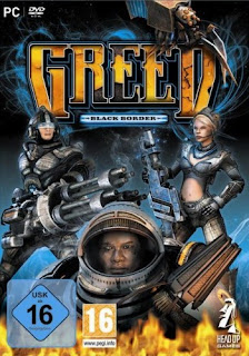 Greed Black Border (PC) 2009
