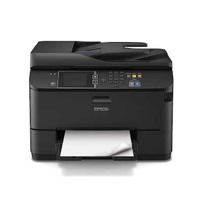 Faster than a laser on typical print jobs Epson Workforce Pro WF-4630DWF Driver Downloads