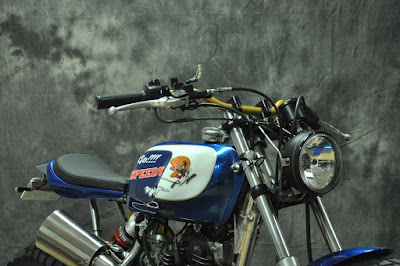 Yamaha SR 250 Flattrack