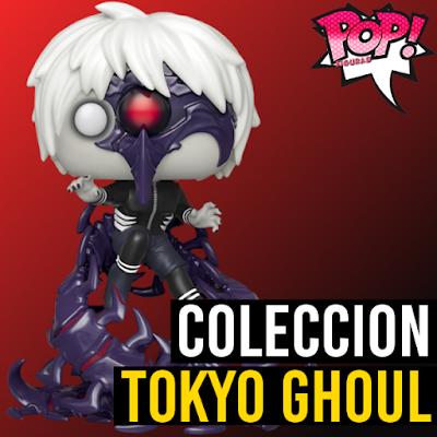 Lista de figuras funko pop de Funko POP Tokyo Ghoul
