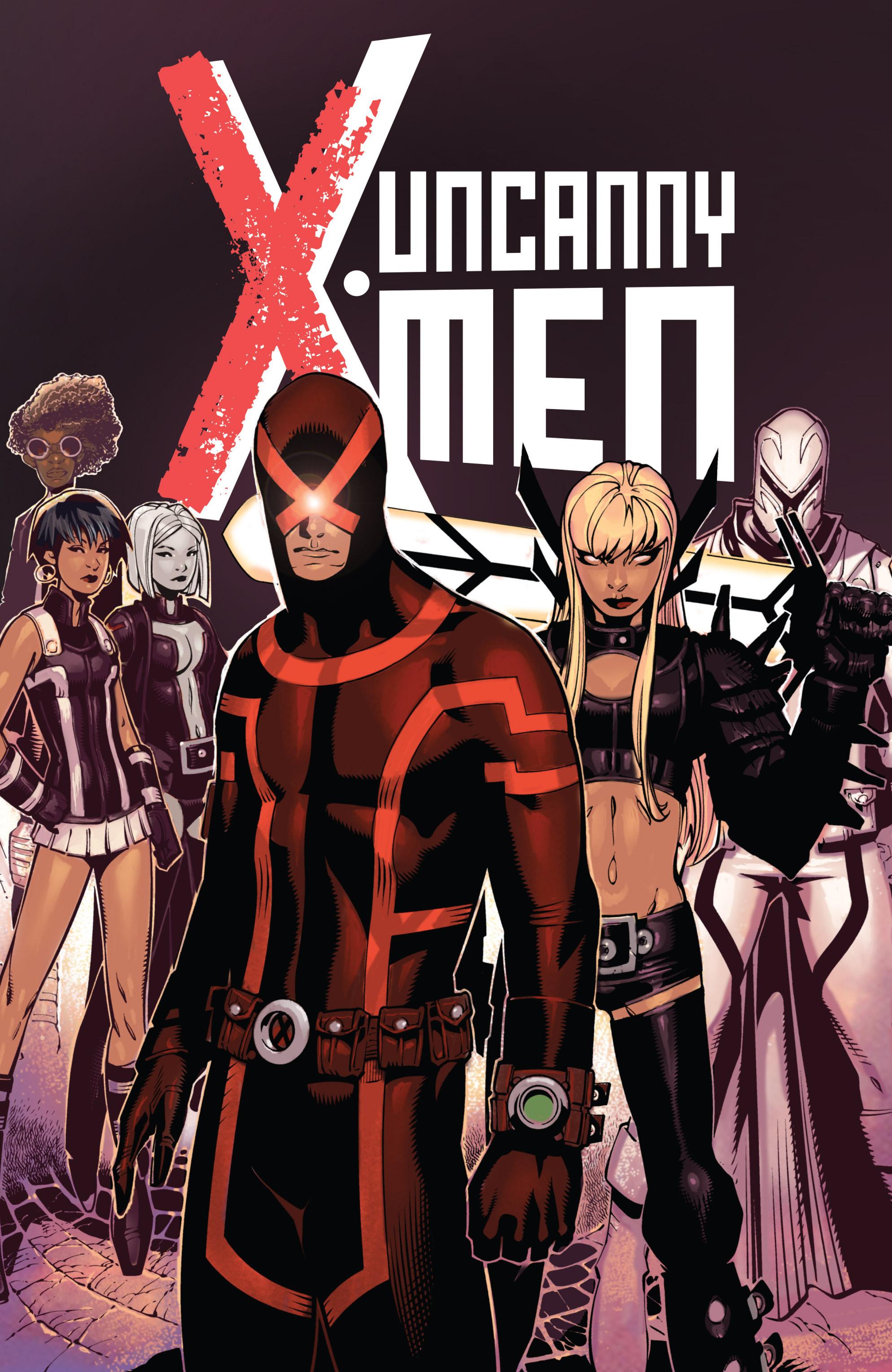 Read online Uncanny X-Men (2013) comic -  Issue # _TPB 1 - Revolution - 106