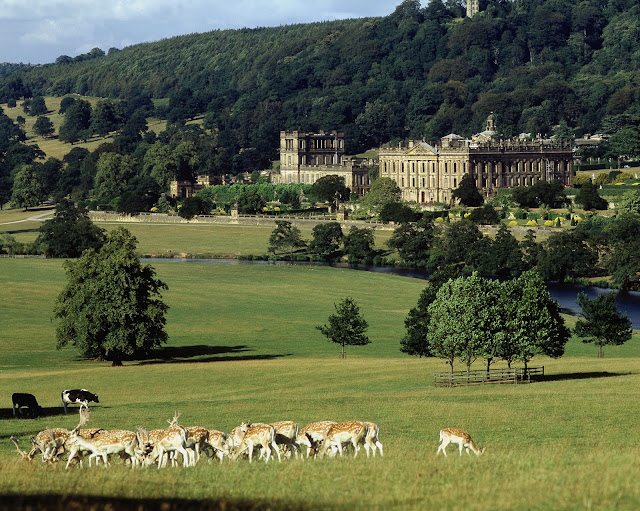 Chatsworth House and Gardens, Sheffield