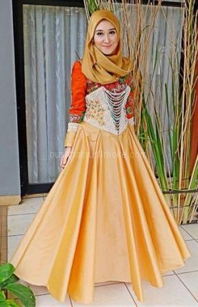 Baju Muslim Rompi Blazer Terbaru
