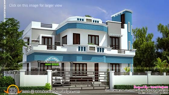 Awesome design of house