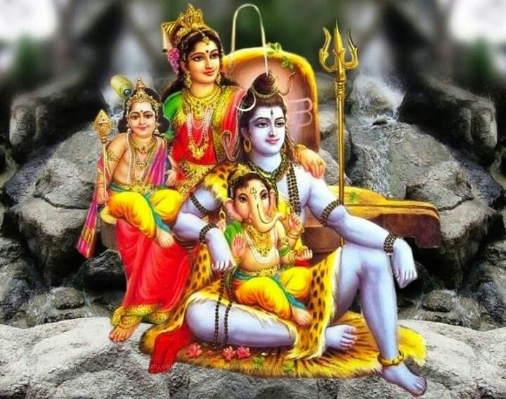Lord Shiva is the restorer for a better universe