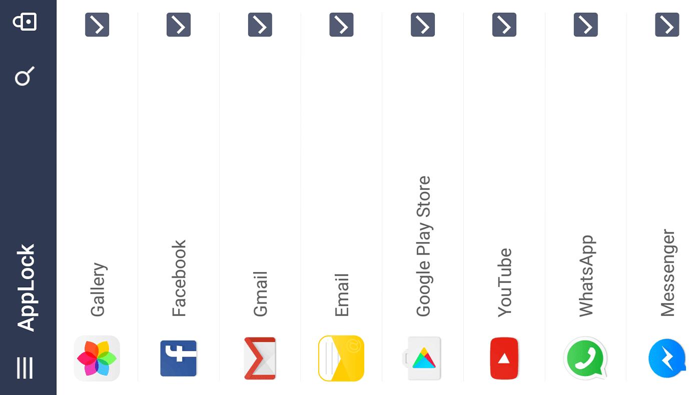 Bloqueo de aplicaciones AppLock