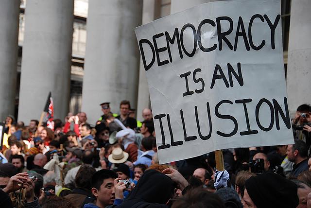 Hasil gambar untuk tinggalkan demokrasi