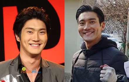 10 year challenge siwon choi